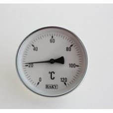 Körszámlapos hőmérő TAP (rúgós)