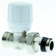 Icma termosztatikus egyenes KM radiátorszelep (971)