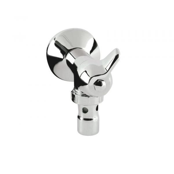 Mofém wc öblítő szelep, félfordítós, öblítőcső nélkül (166-0002-01)
