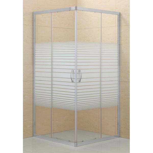 Dráva szögletes zuhanykabin (90x90)